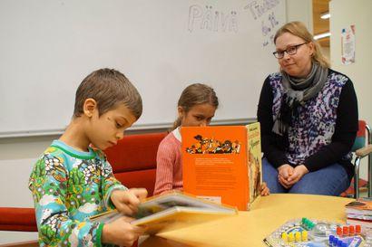 Pudasjärven kirjasto kokeilee läksykerhoa yhteistyössä nuorisotoimen kanssa