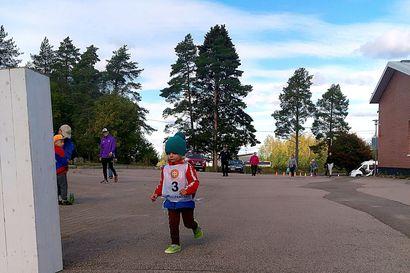 Pyhäntä-hölkän historia yltää 60 vuoden taakse –Ville Maunuksela juoksi reittiennätyksen