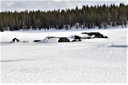 Suolijärvi laskettiin alarajalle – Luksuan pato kiinni