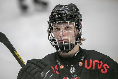 Kärppien Samu Tuomaala solmi kolmevuotisen tulokassopimuksen Philadelphia Flyersin kanssa