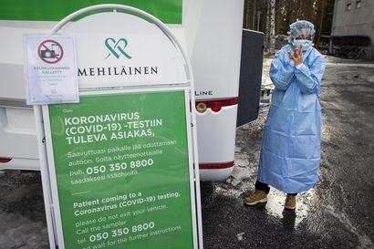 Suomessa varmennettiin 149 uutta koronatartuntaa – Pohjois-Suomessa rekisteröity vuorokaudessa neljä uutta tapausta, kaksi niistä Lapissa