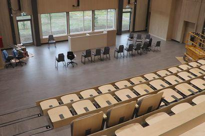 Hyvän olon keskus Auditorio