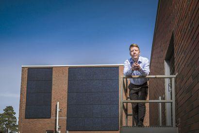 Onko ilmasta fossiilisen raakaöljyn haastajaksi? Power-to-x-prosessissa tehdään uusiutuvalla aurinko- ja tuulisähköllä metanolia, dieseliä ja bensiiniä ilmasta