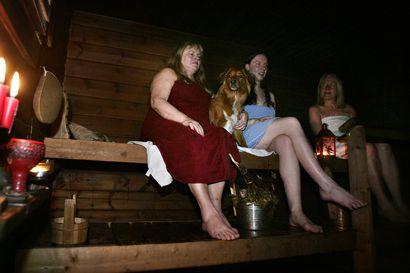 """Sauna raottaa räppänän menneisyyteen: """"Joulusaunaan mentiin kuudelta, mutta siellä ei oltu missään nimessä yli keskiyön, koska silloin oli henkien vuoro"""" – Kuuntele juttu äänimuodossa"""