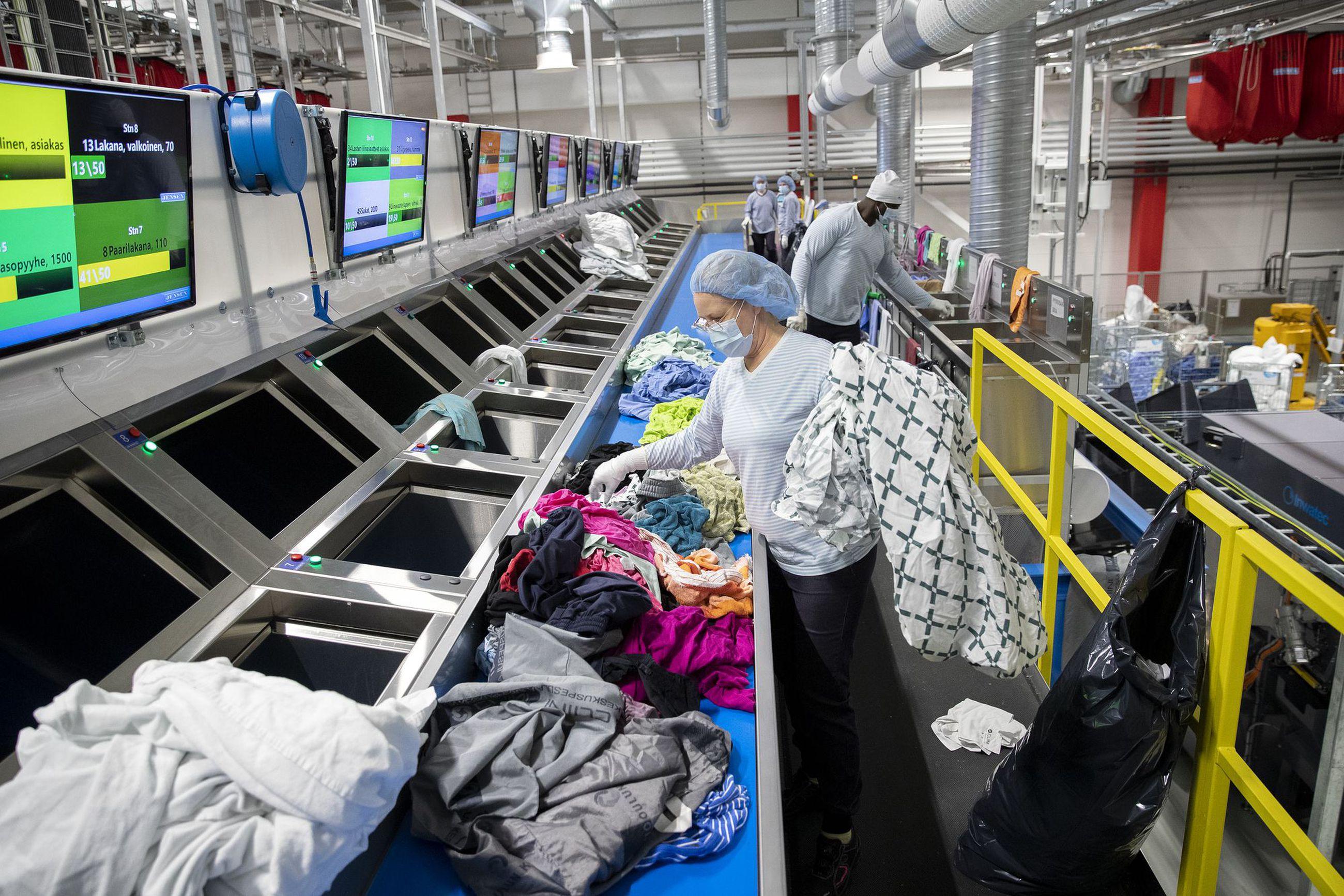 Tekstiilihuoltaja