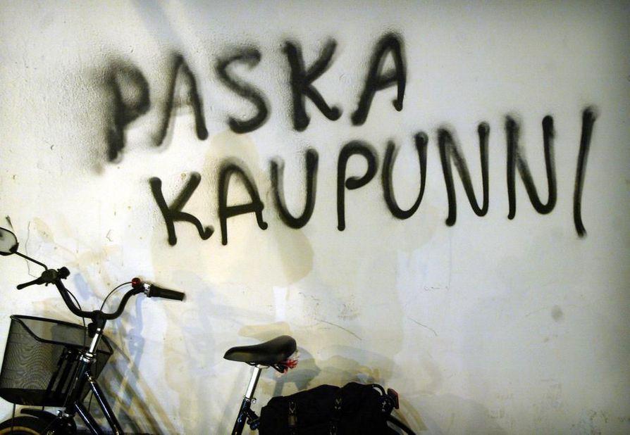 Oulussa on tapahtunut lukuisia pöyristyttäviä rikoksia, jotka nostavat niskakarvat pystyyn. Kuvituskuva.
