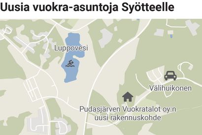 Pudasjärven vuokrataloyhtiö suunnittelee rivitalon rakentamista Syötteelle – uusia vuokra-asuntoja tarvitaan matkailukeskuksen työntekijöille