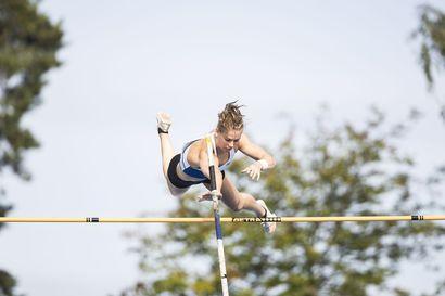 Yleisurheilijat pian vauhtiin: Elina Lampela hyppää kesäkuussa ainakin neljä kilpailua, Toni Keränen aloittaa heitot heti kuun 1. päivänä