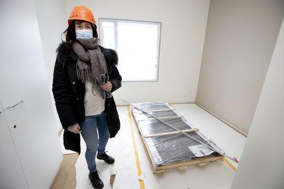 Asukkaat pääsevät muuttamaan Attendo Merilokkiin loka-marraskuussa – Ulkoilumahdollisuudet on huomioitu suunnittelussa