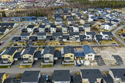 Omakotitalot ovat käyneet kaupaksi korona-ajan pitkittyessä – Pohjois-Pohjanmaalla kauppojen kasvu maltillisempaa