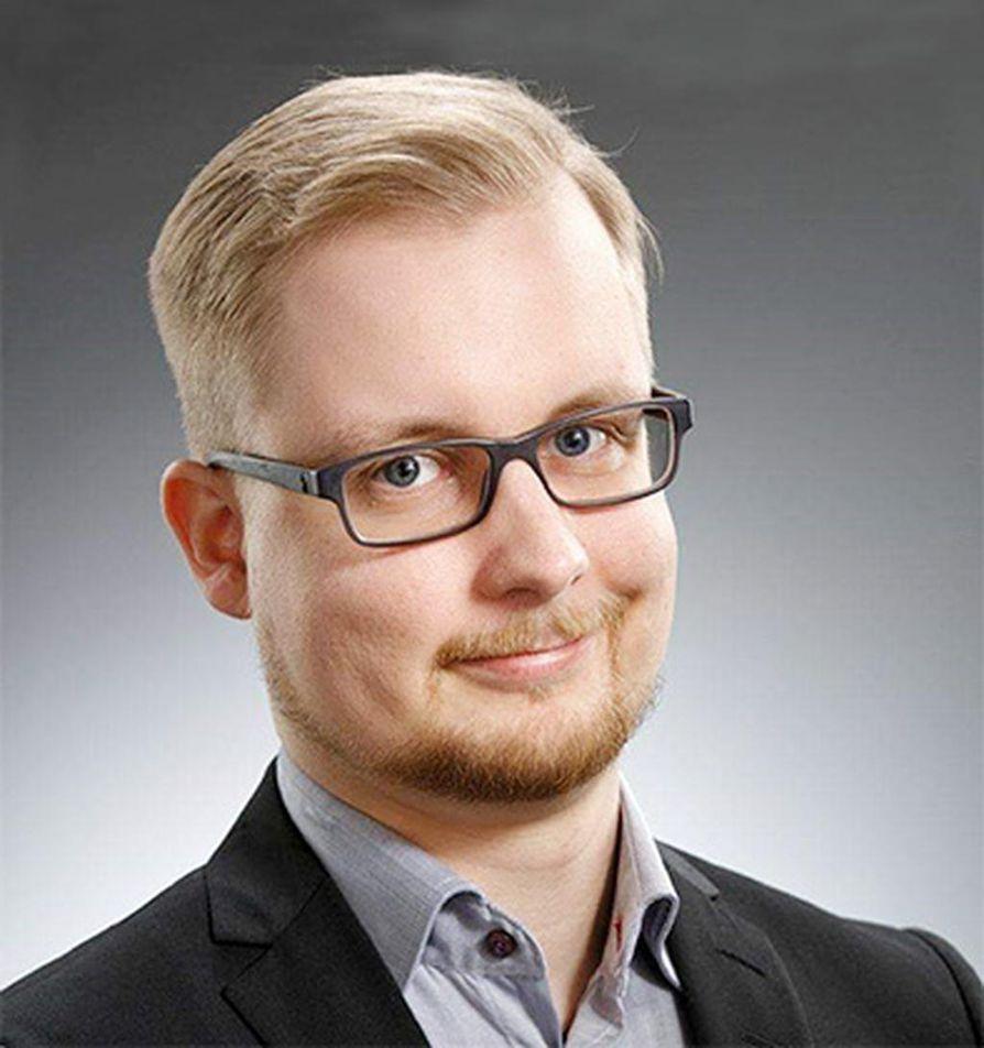 Sebastian Stenfors Pohjois-Pohjanmaan Yrittäjät