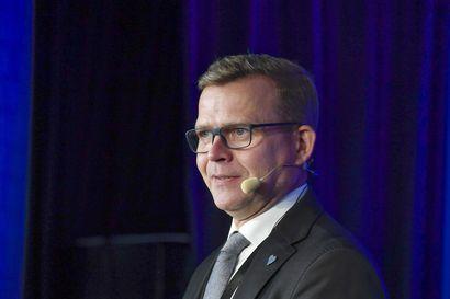 Kokoomuksen Petteri Orpo peräänkuulutti työperäisen maahanmuuton helpottamista Ylen haastattelussa