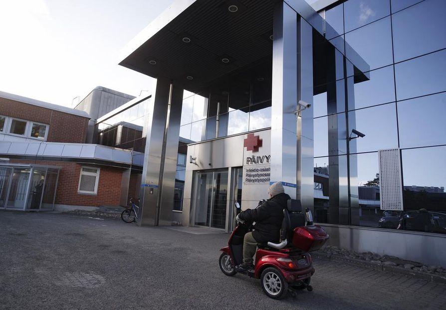 Keski-Suomen keskussairaalassa on tutkittavana yksi henkilö koronavirusepäilyn vuoksi.