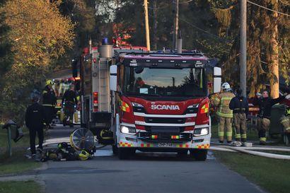 Lapissa pelastuslaitoksella on ollut viikonloppuna useita hälytyksiä – Lauantaina tulipaloja, sunnuntaina maastoetsinnät Kittilässä