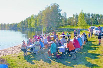 """Yhteishengellä Pudasjärvi nousuun – """"Käykää eri kylien tapahtumissa"""""""