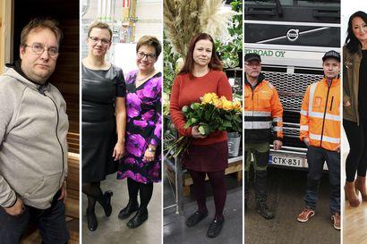 Meri-Lapin yrittäjät saivat palkintonsa Torniossa