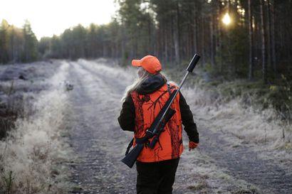 Lapin hirvenmetsästys yhä paikallisten käsissä