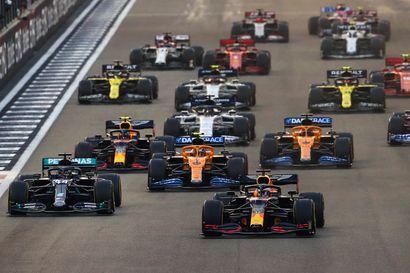"""Kalevan urheilupodcast paketoi päättyneen F1-kauden – """"Bottaksen ajaminen näytti siltä, ettei hän edes yritä"""""""