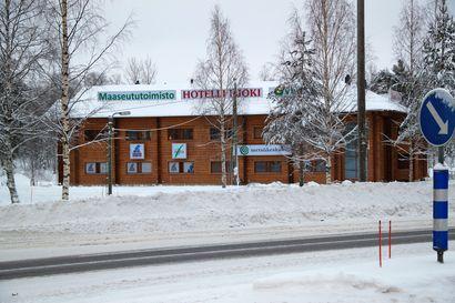 Hotelli Iijoen tapauksesta päätös Oulun käräjäoikeudesta – Jyrkkäkoski häädetään Hirsikunnaalta