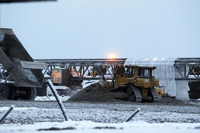 Terrafamen liikevaihto kasvoi, mutta liiketulos jäi miinukselle – kaivos otti marraskuussa uuden kipsisakka-altaan käyttöön ilman ympäristölupaa