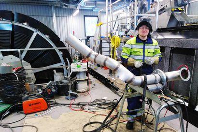 Nykyaikaisessa jätevedenpuhdistamossa ei haise – Savukoski rakensi biologisen puhdistamon 1,3 miljoonalla eurolla