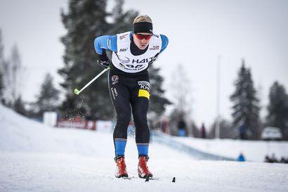 Lauri Lepistö yllätti Ristomatti Hakolan Vantaan Suomen cupissa
