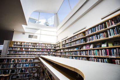 Kirjastojen kiinniolot jatkuvat toukokuulle –lainojen eräpäiviä on pidennetty kesäkuun alkuun