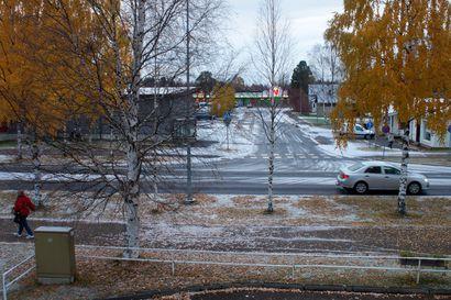 Talven tuntua – Pudasjärvellä monin paikoin valkoinen maa, katso kuvat!