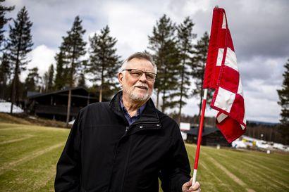 """Rovaniemen taloudessa näkyi jo käänteen merkkejä, mutta korona vei kaiken: """"Joudutaan samanlaiseen tilanteeseen kuin 1990-luvun lamassa"""", sanoo Esko Lotvonen"""