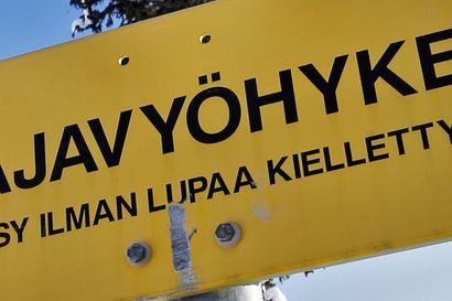 Useita luvattomia valtakunnan rajan ylittäjiä todettiin  Kuusamossa – keskieurooppalaiset opiskelijat käyttivät Google Maps -sovellusta