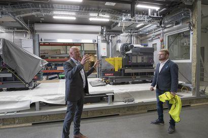 Oulusta huipputekniikkaa sähköautotuotantoon – Proventia on päässyt mukaan uuteen bisnekseen isojen pelurien markkinoille