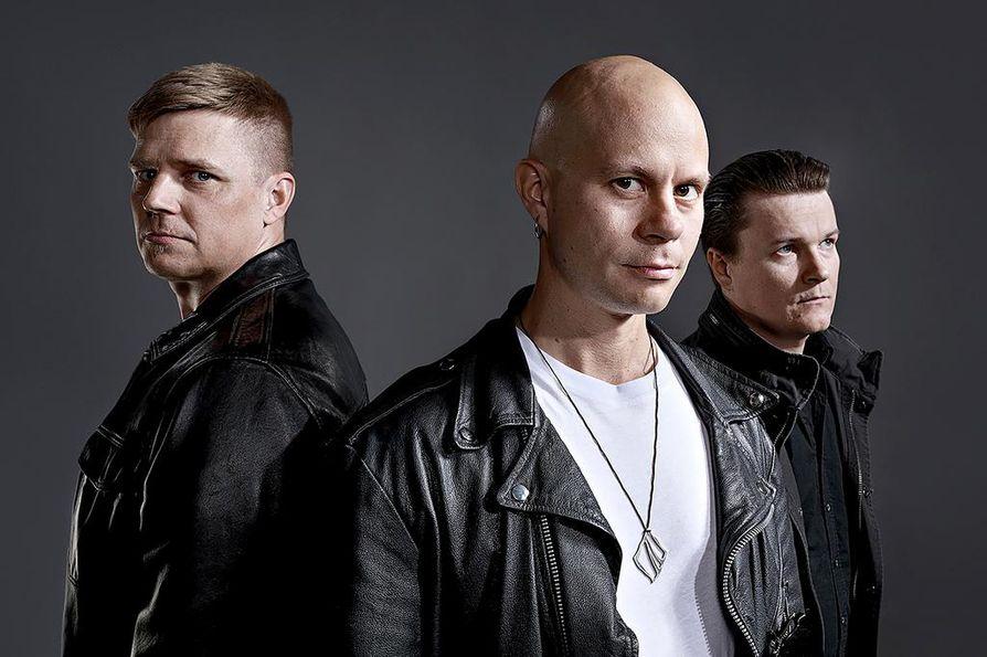 Tuohimaa-triossa soittavat Antti Liimatainen, Lauri Tuohimaa ja Olli-Pekka Karvonen.