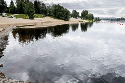 Nuorisoporukka tappeli Ounaskosken uimarannalla Rovaniemellä viikonloppuna  – poliisi selvittänyt tapahtumia paikalla kuvatun videomateriaalin avulla