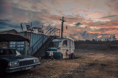 Elokuvan aihe löytyi tyhjältä kaivosalueelta Kolarissa: Käsikirjoituksen pitkä tie elokuvaksi