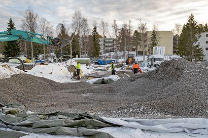 Attendolle kehitysvammaisten palveluyksikkö Ollinsaareen