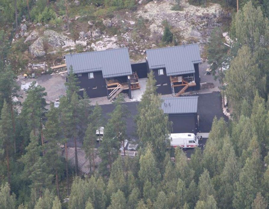 Poliisi uskoo, että UB-jengin johtaja rahoitti tämän Porvoossa sijaitsevan asuinkiinteistönsä pääosin rikosrahoilla.
