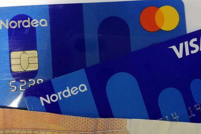 Teitkö ostoksia Nordean kortilla? – Ostos saattaa näkyä sekä veloitettuna korttimaksuna että katevarauksena