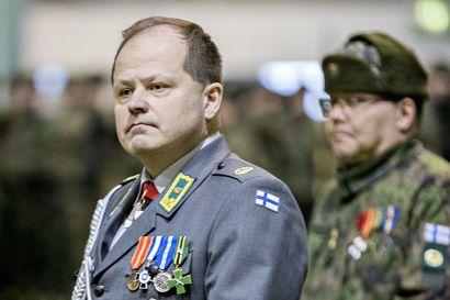 Kainuun prikaatin komentaja Tuomo Repo siirtyy Pääesikunnan koulutuspäälliköksi