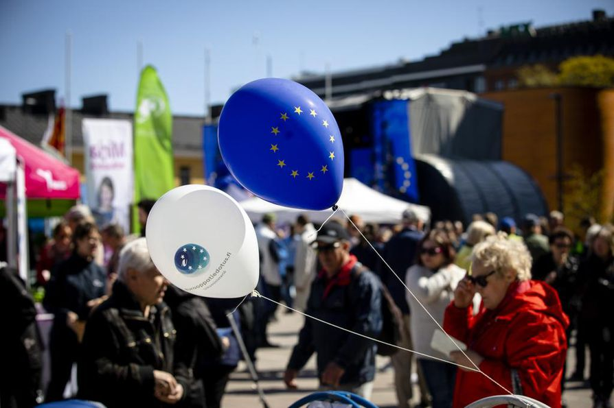 Eurovaalien ennakkoäänestys alkaa tänään.