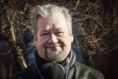 Kansanedustaja Jari Myllykoski haluaa varmistaa lailla, ettei Stora Enso hävitä Veitsiluodon koneita