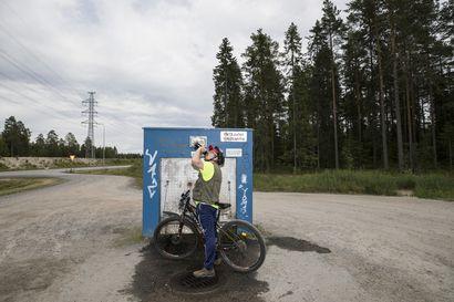 Pohjavettä riittää Pohjois-Pohjanmaalla, mutta sateet ovat odotettuja – Kanta-Oulussa vain pieni osa talouksista juo pohjavettä