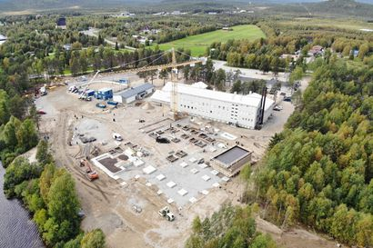 Ivalon koulukeskuksen rakentaminen aloitettiin kesällä – kustannukset 26,3 miljoonaa euroa, rakennukseen on suunniteltu opetustilojen lisäksi kuntosali ja elokuvateatteri