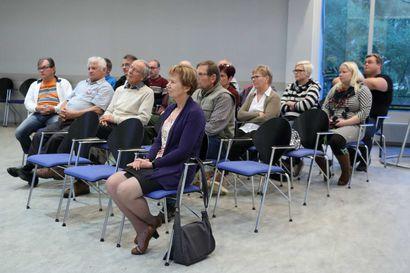 Raahen lähidemokratiahallitus on Pattasten jäseniä vaille valmis