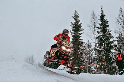 LaMK:n Tero Lokka kaasutteli toiseksi SM-sprintin toisessa osakilpailussa