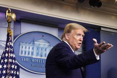 Trump allekirjoittaa maahanmuuttoa rajoittavat määräykset tänään – käytännössä rajoitusten merkitys on pieni