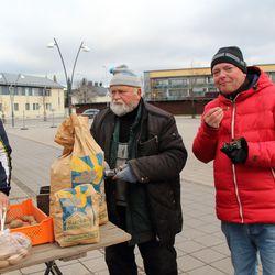 Raahen Seutu tarkkaili:  Yllättävä näkymä marketissa