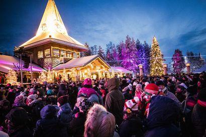 Joulua saa alkaa jo odottaa – Katso, kun joulupukki avaa Rovaniemen joulukauden virtuaalisesti kello 19.00
