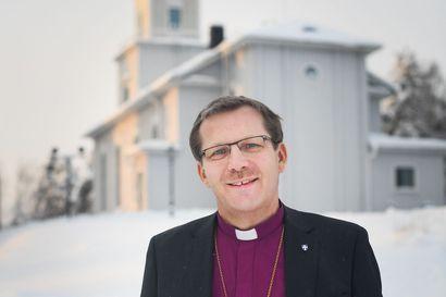 Oulun hiippakunnan piispan Jukka Keskitalon pääsiäistervehdys: Yhteinen risti