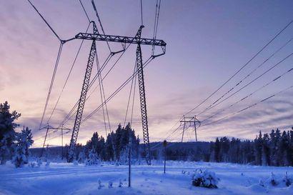 Inergia turvaa Saariselän sähköt isolla voimalinjalla