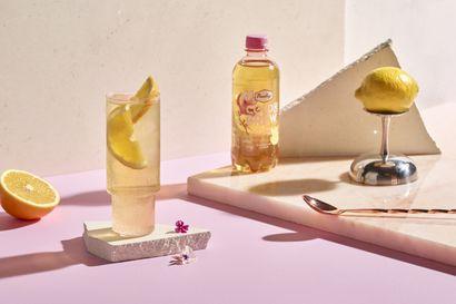 Uutuus! Raikkaan kukkainen White Tea Magnolia on Paulig Cold Brew Sparkling -juomaperheen uusin jäsen